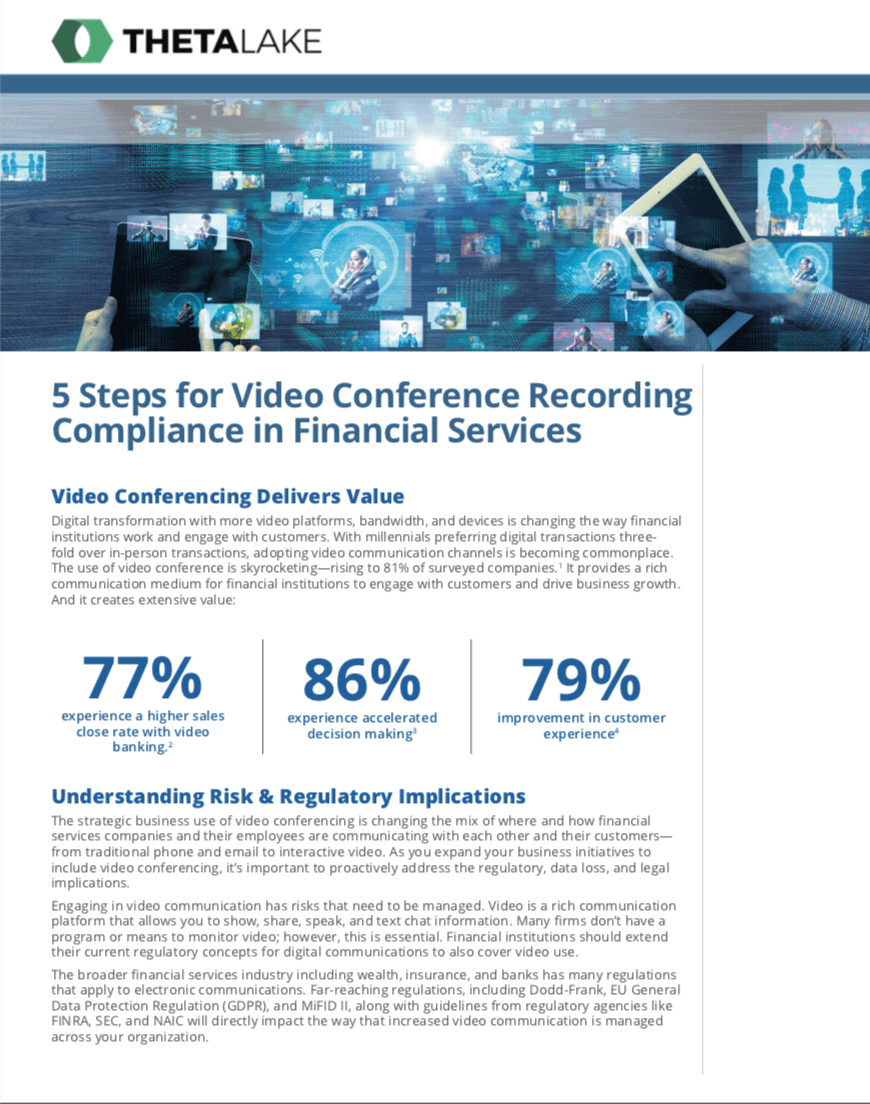 5 steps to video conference recording compliance-min
