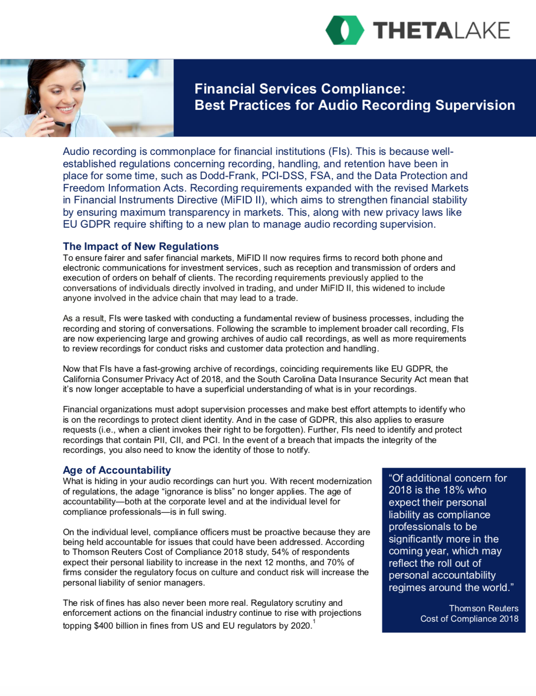 Audio Conferencing Brief Picture