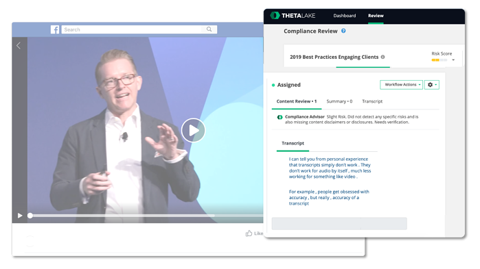 facebook video compliance